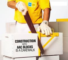 AAC Blocks- an alternative Sustainable Material to Red Clay